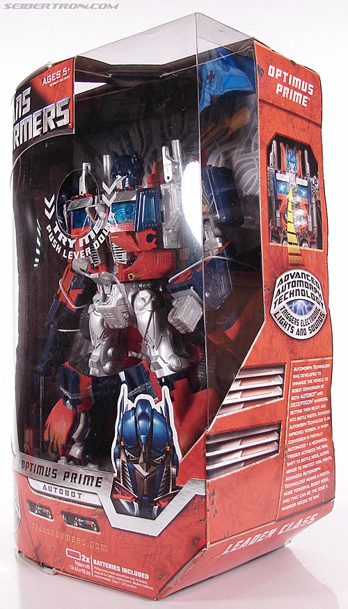 Transformers (2007) Premium Optimus Prime (Image #15 of 151)
