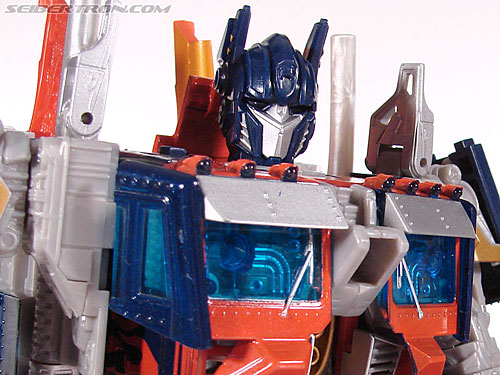 Transformers (2007) Premium Optimus Prime (Image #126 of 151)