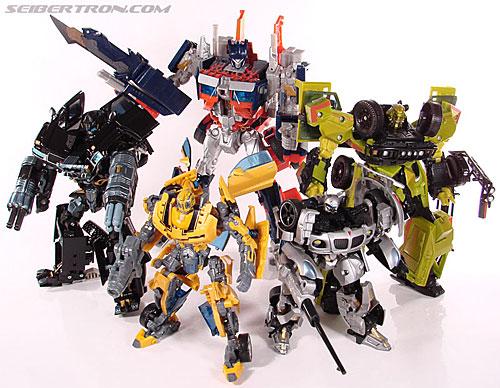Transformers (2007) Premium Optimus Prime (Image #150 of 151)