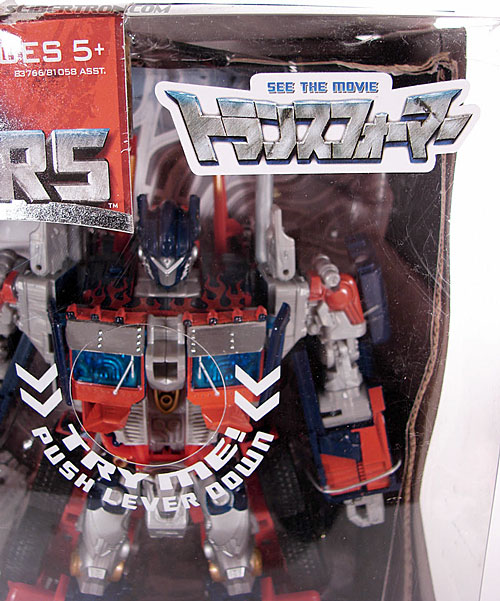 Transformers (2007) Premium Optimus Prime (Image #2 of 155)