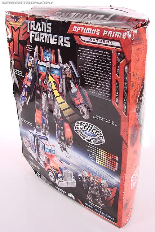 Transformers (2007) Premium Optimus Prime (Image #4 of 155)