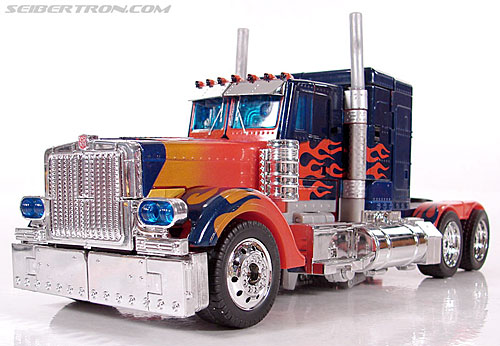 Transformers (2007) Premium Optimus Prime (Image #24 of 155)