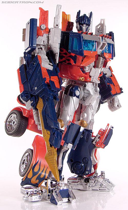 Transformers (2007) Premium Optimus Prime (Image #87 of 155)