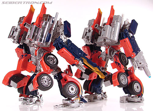 Transformers (2007) Premium Optimus Prime (Image #124 of 155)