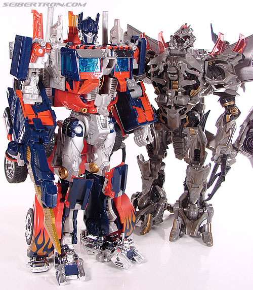 Transformers (2007) Premium Optimus Prime (Image #153 of 155)