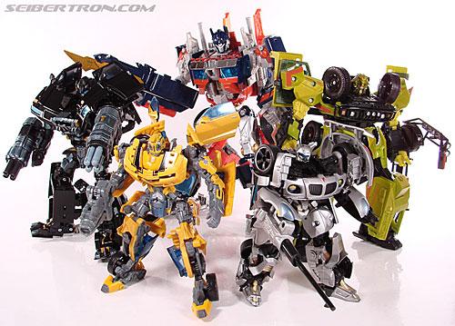 Transformers (2007) Premium Optimus Prime (Image #155 of 155)