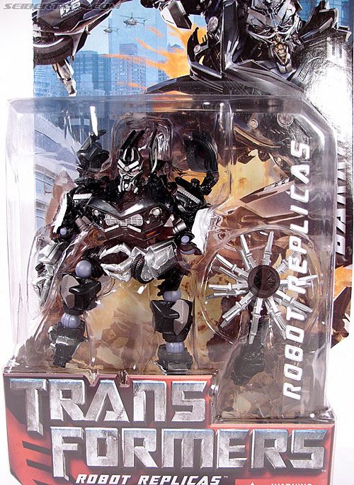 Transformers (2007) Barricade (Robot Replicas) (Image #2 of 63)