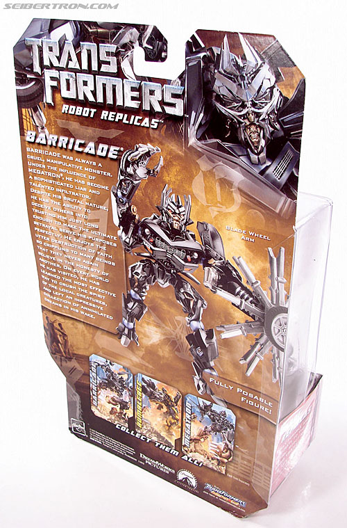 Transformers (2007) Barricade (Robot Replicas) (Image #4 of 63)