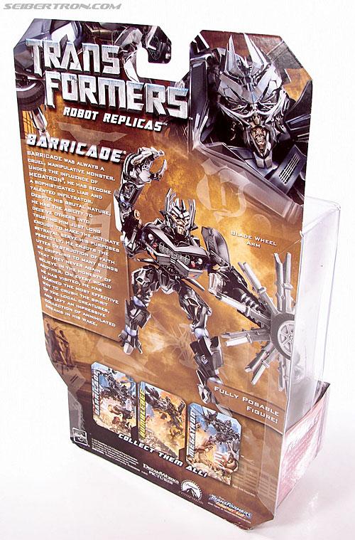 Transformers (2007) Barricade (Robot Replicas) (Image #4 of 63)