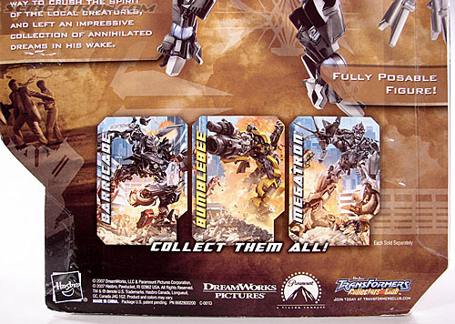 Transformers (2007) Barricade (Robot Replicas) (Image #7 of 63)