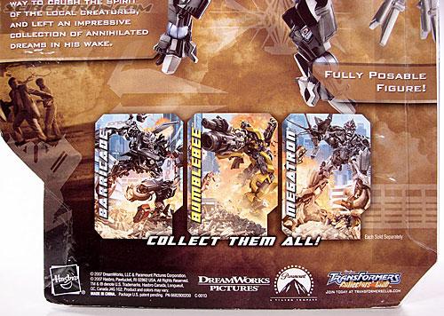 Transformers (2007) Barricade (Robot Replicas) (Image #7 of 63)