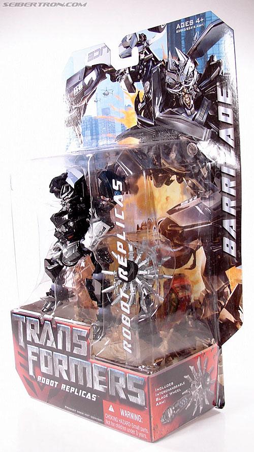 Transformers (2007) Barricade (Robot Replicas) (Image #9 of 63)
