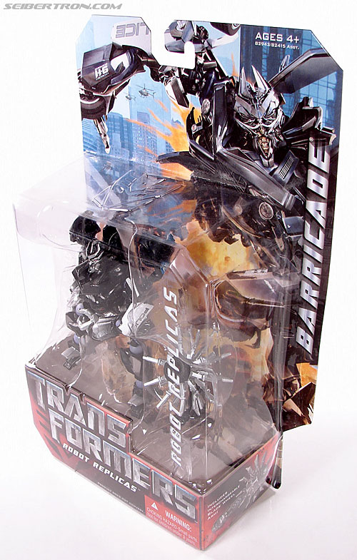 Transformers (2007) Barricade (Robot Replicas) (Image #10 of 63)
