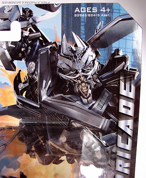 Transformers (2007) Barricade (Robot Replicas) (Image #12 of 63)