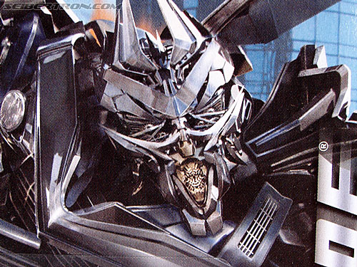 Transformers (2007) Barricade (Robot Replicas) (Image #13 of 63)