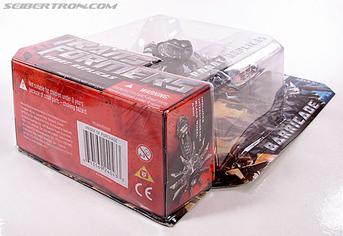 Transformers (2007) Barricade (Robot Replicas) (Image #14 of 63)