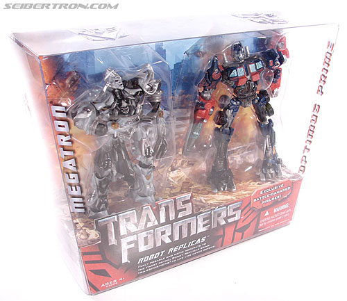 Transformers (2007) Battle Damaged Megatron (Robot Replicas) (Image #5 of 60)