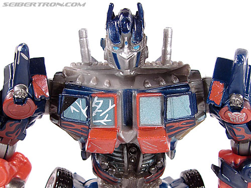 Transformers (2007) Battle Damaged Optimus Prime (Robot Replicas) (Image #3 of 37)
