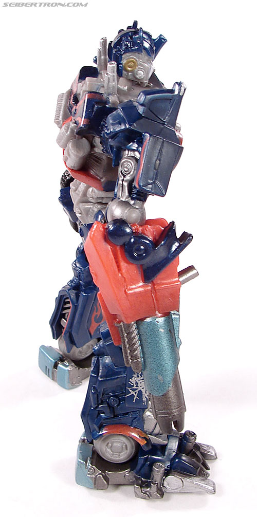 Transformers (2007) Battle Damaged Optimus Prime (Robot Replicas) (Image #6 of 37)