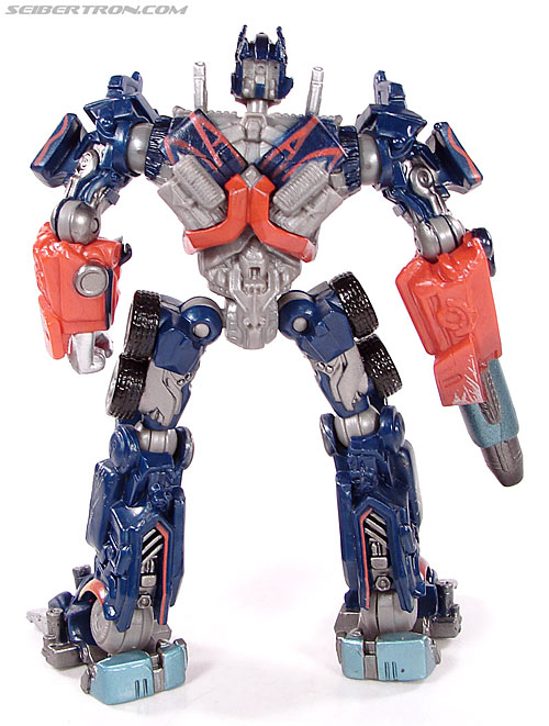 Transformers (2007) Battle Damaged Optimus Prime (Robot Replicas) (Image #8 of 37)