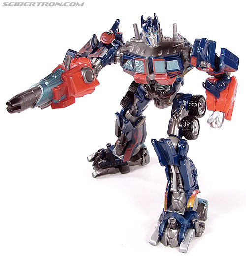 Transformers (2007) Battle Damaged Optimus Prime (Robot Replicas) (Image #22 of 37)