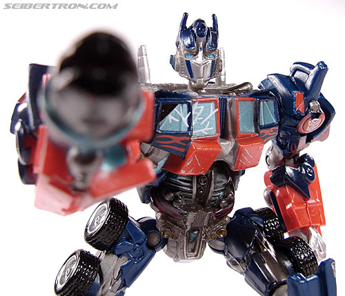 Transformers (2007) Battle Damaged Optimus Prime (Robot Replicas) (Image #23 of 37)
