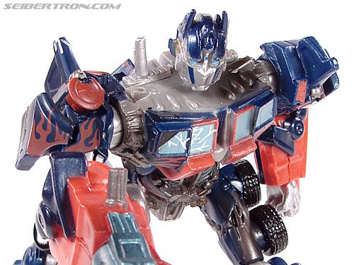Transformers (2007) Battle Damaged Optimus Prime (Robot Replicas) (Image #25 of 37)