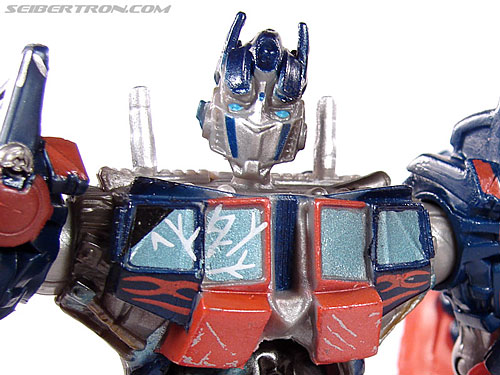 Transformers (2007) Battle Damaged Optimus Prime (Robot Replicas) (Image #35 of 37)