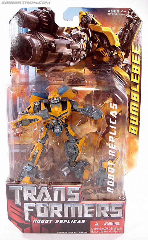 Transformers (2007) Bumblebee (Robot Replicas) (Image #1 of 63)