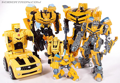 Transformers (2007) Bumblebee (Robot Replicas) (Image #62 of 63)