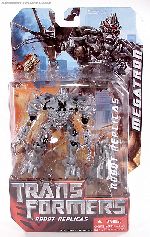 Transformers (2007) Megatron (Robot Replicas) (Image #1 of 62)