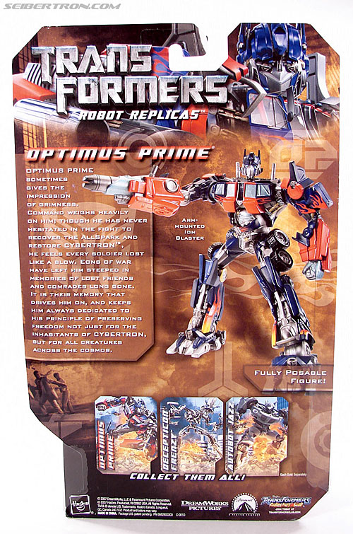 Transformers (2007) Optimus Prime (Robot Replicas) (Image #5 of 57)
