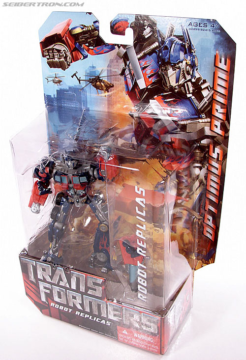 Transformers (2007) Optimus Prime (Robot Replicas) (Image #8 of 57)