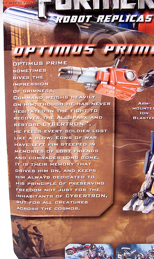 Transformers (2007) Optimus Prime (Robot Replicas) (Image #14 of 57)