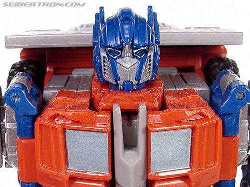 Transformers (2007) Robo-Vision Optimus Prime gallery
