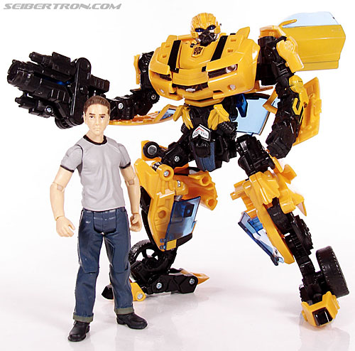 Transformers (2007) Sam Witwicky (Spike) (Image #11 of 41)
