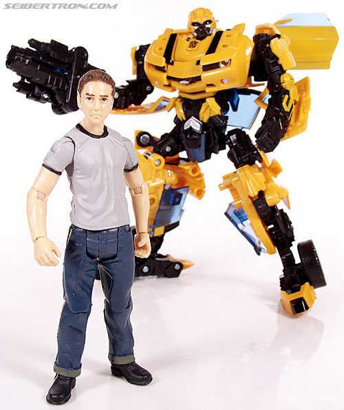 Transformers (2007) Sam Witwicky (Spike) (Image #13 of 41)