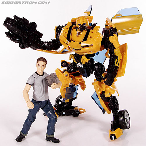 Transformers (2007) Sam Witwicky (Spike) (Image #37 of 41)
