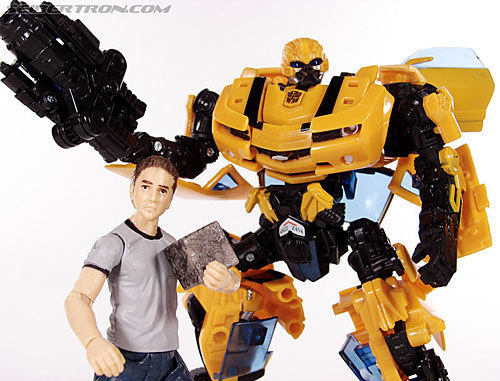Transformers (2007) Sam Witwicky (Spike) (Image #38 of 41)