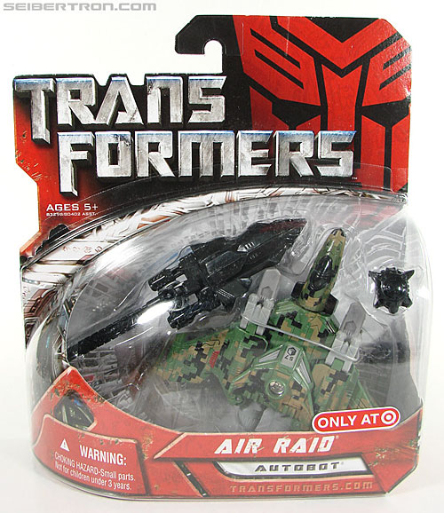 Transformers (2007) Air Raid (Image #1 of 138)