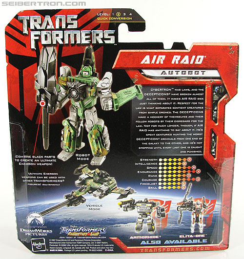 Transformers (2007) Air Raid (Image #5 of 138)