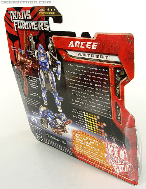 Transformers (2007) Arcee (Image #4 of 139)