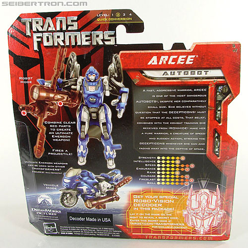 Transformers (2007) Arcee (Image #5 of 139)