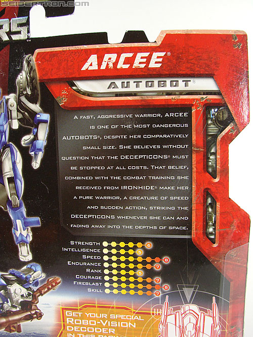 Transformers (2007) Arcee (Image #6 of 139)