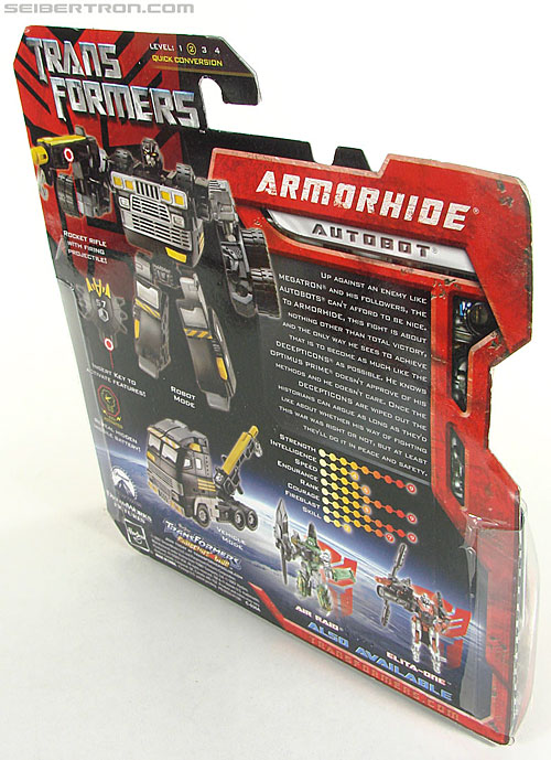 Transformers (2007) Armorhide (Image #4 of 128)
