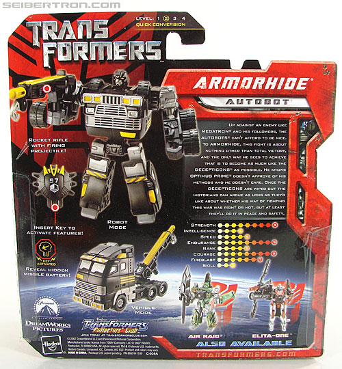 Transformers (2007) Armorhide (Image #5 of 128)