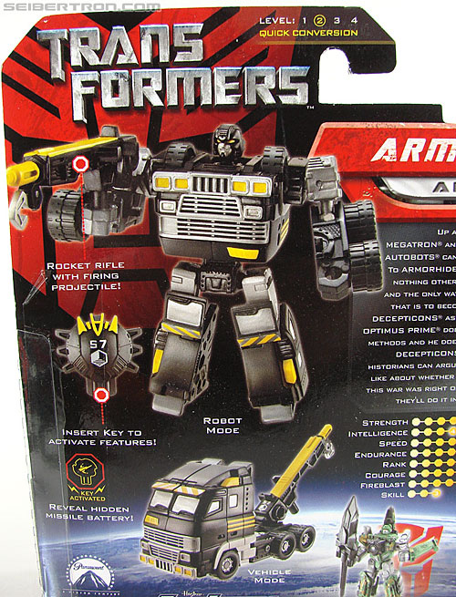 Transformers (2007) Armorhide (Image #6 of 128)