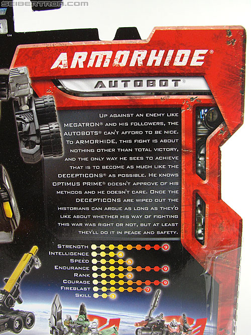 Transformers (2007) Armorhide (Image #7 of 128)
