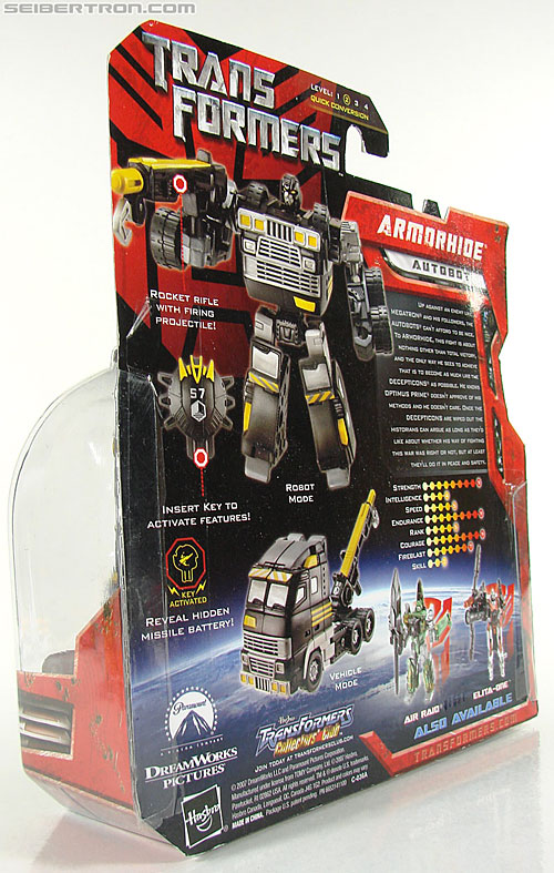 Transformers (2007) Armorhide (Image #10 of 128)