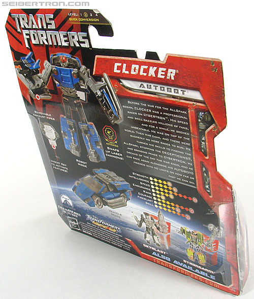 Transformers (2007) Clocker (Image #4 of 118)